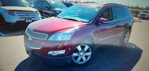 2010 Chevrolet Traverse for sale at I-80 Auto Sales in Hazel Crest IL