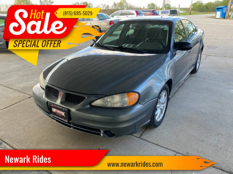 2004 Pontiac Grand Am for sale at Newark Rides in Newark IL