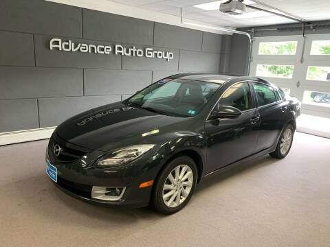 2013 Mazda MAZDA6 for sale at Advance Auto Group, LLC in Chichester NH