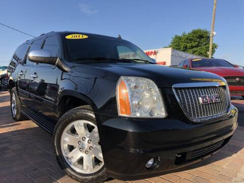 2011 GMC Yukon XL for sale at Cars of Tampa in Tampa FL