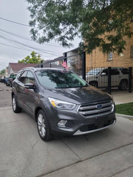 2017 Ford Escape for sale at MACK'S MOTOR SALES in Chicago IL