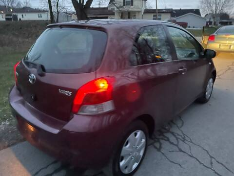 2010 Toyota Yaris for sale at Trocci's Auto Sales in West Pittsburg PA