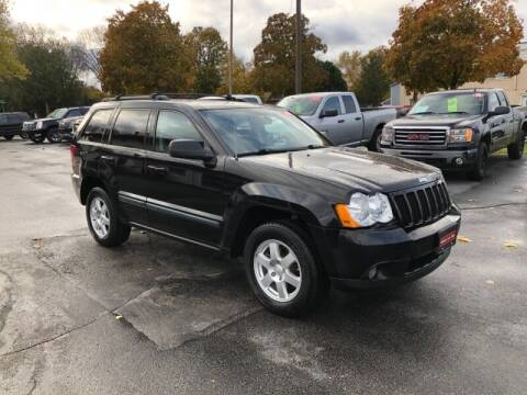 2008 Jeep Grand Cherokee for sale at WILLIAMS AUTO SALES in Green Bay WI