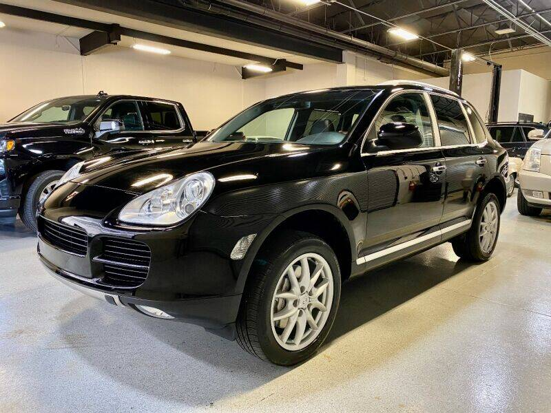 2004 Porsche Cayenne for sale at Motorgroup LLC in Scottsdale AZ