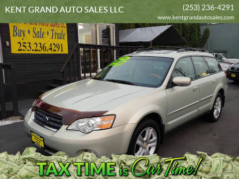 2006 Subaru Outback for sale at KENT GRAND AUTO SALES LLC in Kent WA