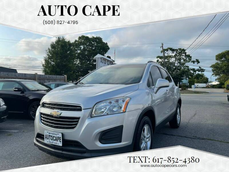 2016 Chevrolet Trax for sale at Auto Cape in Hyannis MA
