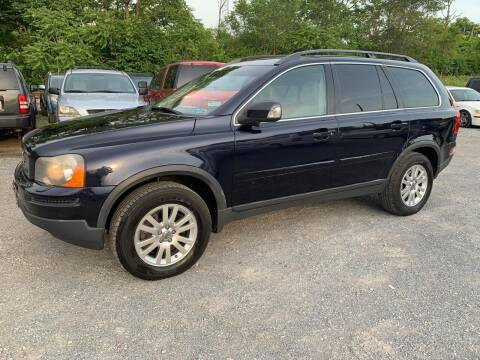 2008 Volvo XC90 for sale at GET N GO USED AUTO & REPAIR LLC in Martinsburg WV