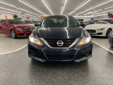 2016 Nissan Altima for sale at Dixie Motors in Fairfield OH