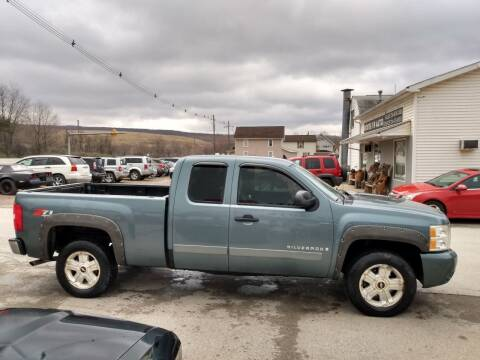 2008 Chevrolet Silverado 1500 for sale at ROUTE 119 AUTO SALES & SVC in Homer City PA