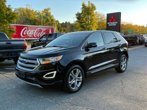 2017 Ford Edge for sale at Midstate Auto Group in Auburn MA