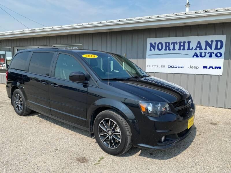2016 Dodge Grand Caravan for sale at Northland Auto in Humboldt IA