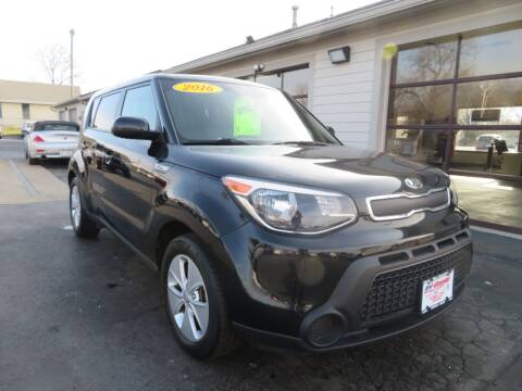 2016 Kia Soul for sale at Tri-County Pre-Owned Superstore in Reynoldsburg OH