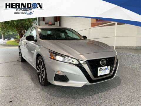2020 Nissan Altima for sale at Herndon Chevrolet in Lexington SC