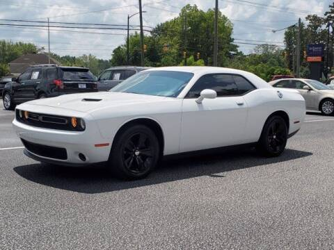 2019 Dodge Challenger for sale at Gentry & Ware Motor Co. in Opelika AL