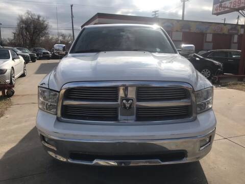 2012 RAM Ram Pickup 1500 for sale at Car Gallery in Oklahoma City OK