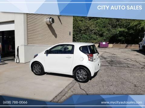 2012 Scion iQ for sale at City Auto Sales in La Crosse WI