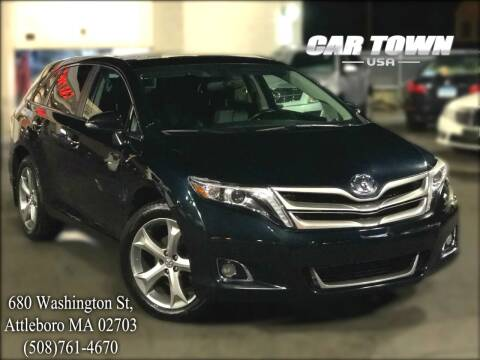 2013 Toyota Venza for sale at Car Town USA in Attleboro MA