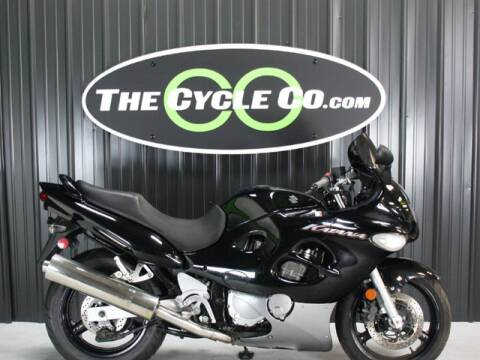 2006 Suzuki GSX 750 KATANA for sale at THE CYCLE CO in Columbus OH