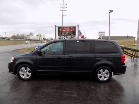 2013 Dodge Grand Caravan for sale at MYLENBUSCH AUTO SOURCE in O` Fallon MO
