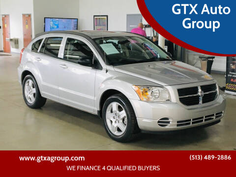 2009 Dodge Caliber for sale at GTX Auto Group in West Chester OH