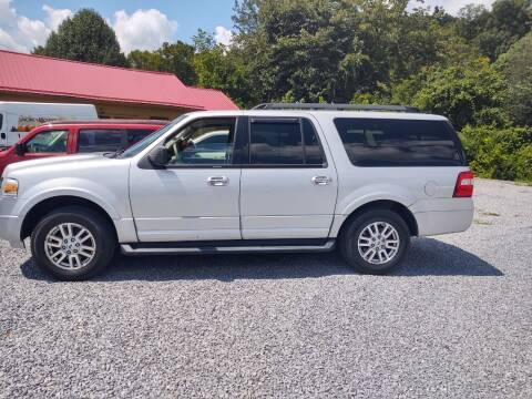 2011 Ford Expedition EL for sale at Magic Ride Auto Sales in Elizabethton TN