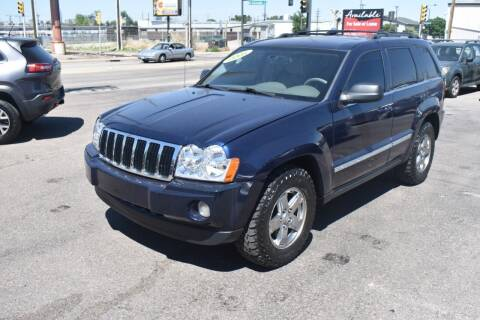 2005 Jeep Grand Cherokee for sale at Good Deal Auto Sales LLC in Denver CO