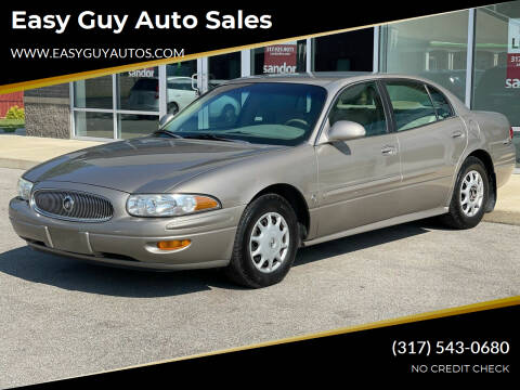 2001 Buick LeSabre for sale at Easy Guy Auto Sales in Indianapolis IN