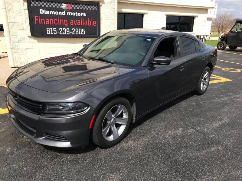 2015 Dodge Charger for sale at Diamond Motors in Pecatonica IL