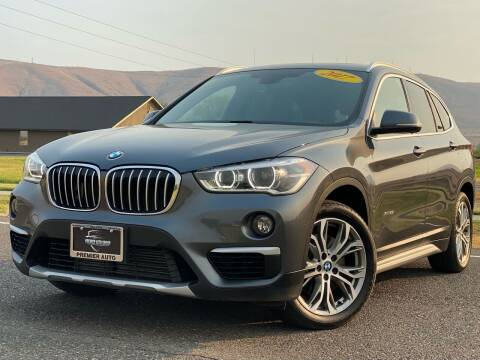 2017 BMW X1 for sale at Premier Auto Group in Union Gap WA