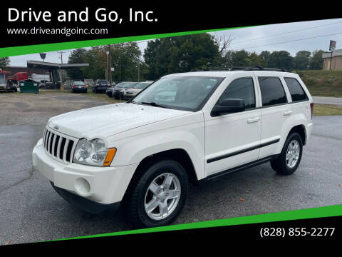 2007 Jeep Grand Cherokee for sale at Drive and Go, Inc. in Hickory NC