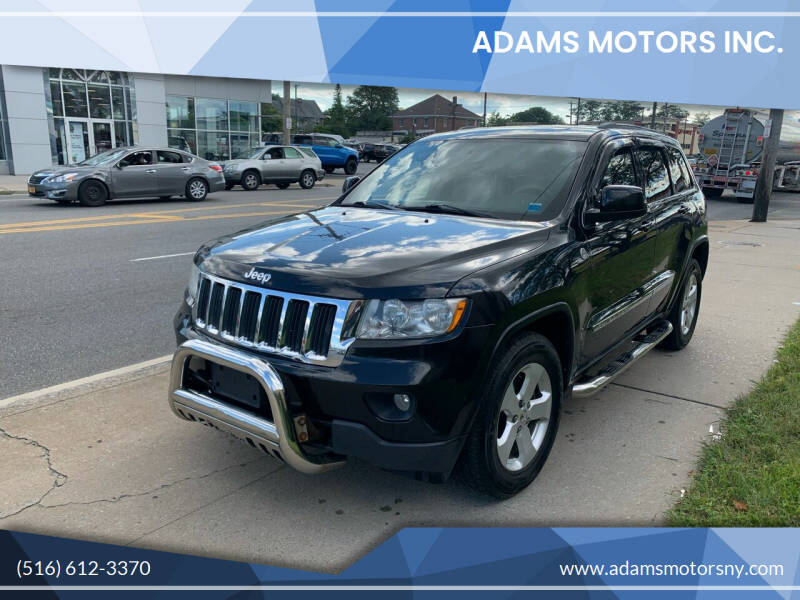 2011 Jeep Grand Cherokee for sale at Adams Motors INC. in Inwood NY