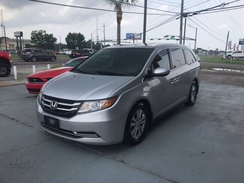 2014 Honda Odyssey for sale at Advance Auto Wholesale in Pensacola FL