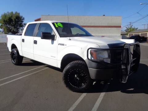 2014 Ford F-150 for sale at ALL STAR TRUCKS INC in Los Angeles CA