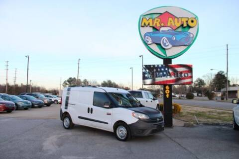 2015 RAM ProMaster City Cargo for sale at MR AUTO in Elizabeth City NC