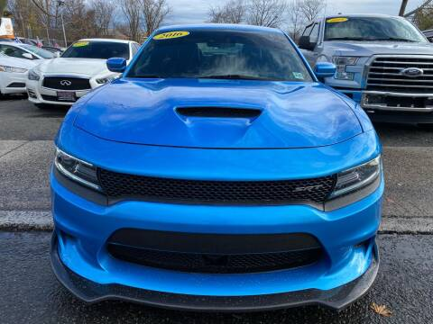 2016 Dodge Charger for sale at Nasa Auto Group LLC in Passaic NJ