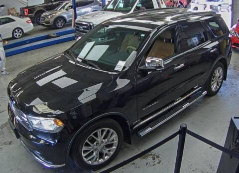 2014 Dodge Durango for sale at Smart Chevrolet in Madison NC