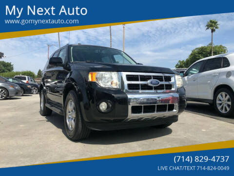 2009 Ford Escape Hybrid for sale at My Next Auto in Anaheim CA