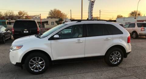 2012 Ford Edge for sale at Senor Coche Auto Sales in Las Cruces NM