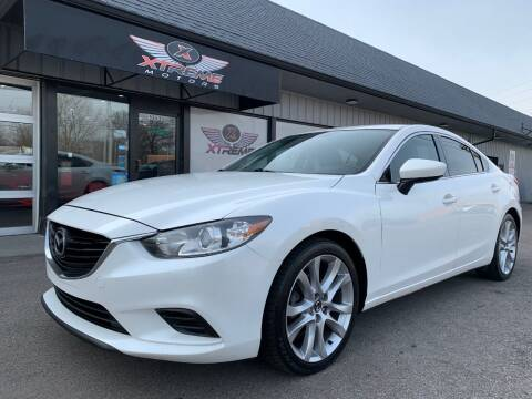 2014 Mazda MAZDA6 for sale at Xtreme Motors Inc. in Indianapolis IN