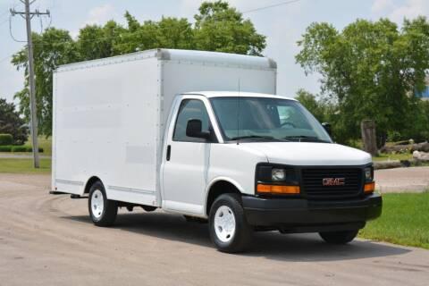 2012 GMC Savana Cutaway for sale at Signature Truck Center - Box Trucks in Crystal Lake IL