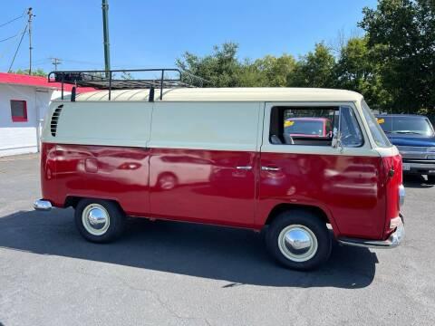 1968 Volkswagen Bus for sale at Redwood City Auto Sales in Redwood City CA