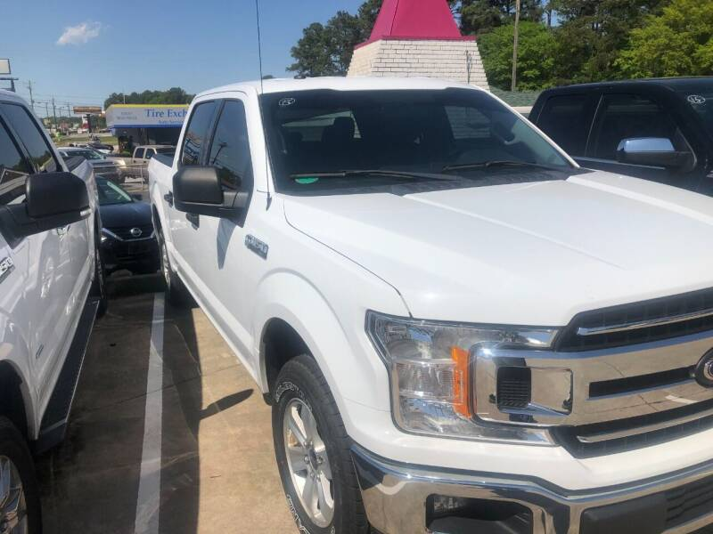 2018 Ford F-150 for sale at A & K Auto Sales in Mauldin SC