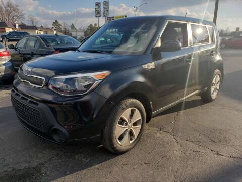 2014 Kia Soul for sale at Nonstop Motors in Indianapolis IN