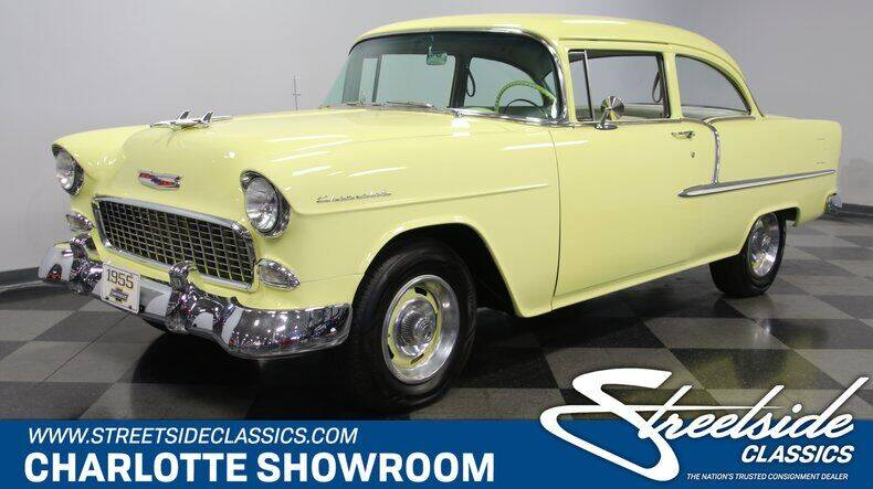 1955 Chevrolet 210 for sale in Concord, NC