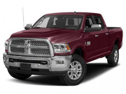 2018 RAM Ram Pickup 2500 for sale at Wally Armour Chrysler Dodge Jeep Ram in Alliance OH