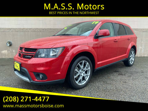 2019 Dodge Journey for sale at M.A.S.S. Motors in Boise ID
