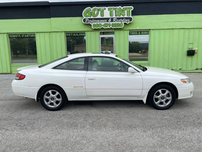 2001 Toyota Camry Solara for sale at GOT TINT AUTOMOTIVE SUPERSTORE in Fort Wayne IN