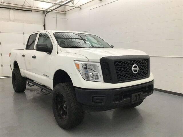 2017 Nissan Titan for sale in Waterbury, CT