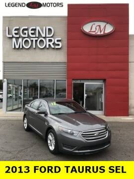 2013 Ford Taurus for sale at Legend Motors of Waterford - Legend Motors of Ferndale in Ferndale MI