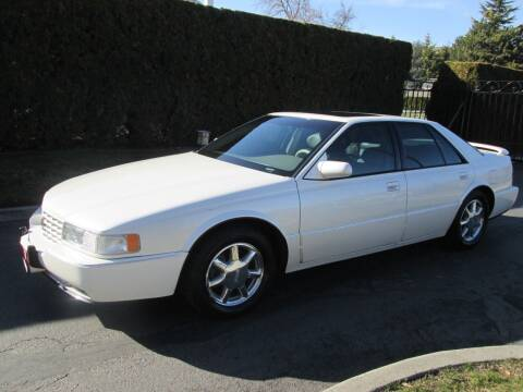 1997 Cadillac Seville for sale at Top Notch Motors in Yakima WA